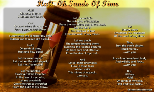 Halt, Oh Sands Of Time - SKY